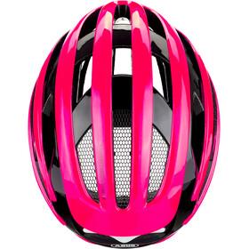 ABUS AirBreaker Casco, fuchsia pink